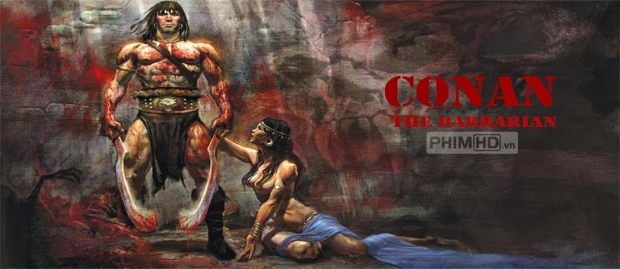 Người Anh Hùng Xứ Barbarian - Conan The Barbarian - 1982