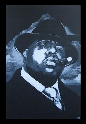 hip hop rapper - notorious b.i.g