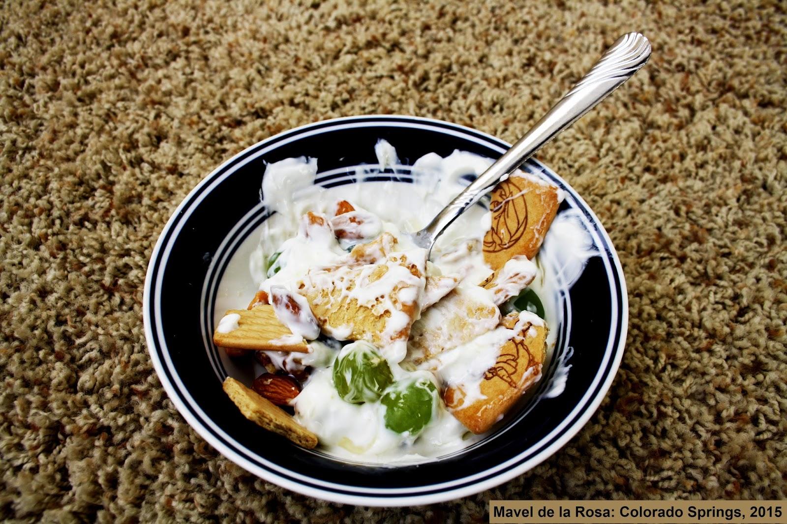 receta saludable para el desayuno breakfast galletas tostarica