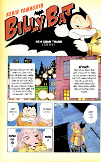Billy Bat chương 2