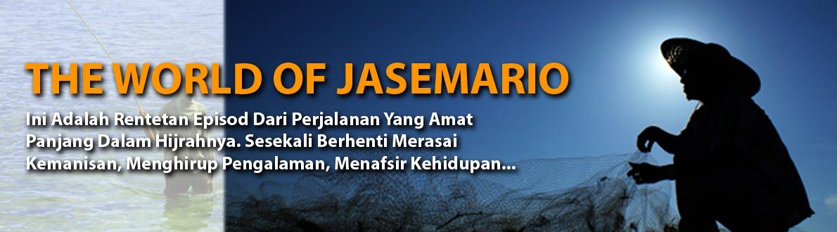 the WORLD of JaseMario