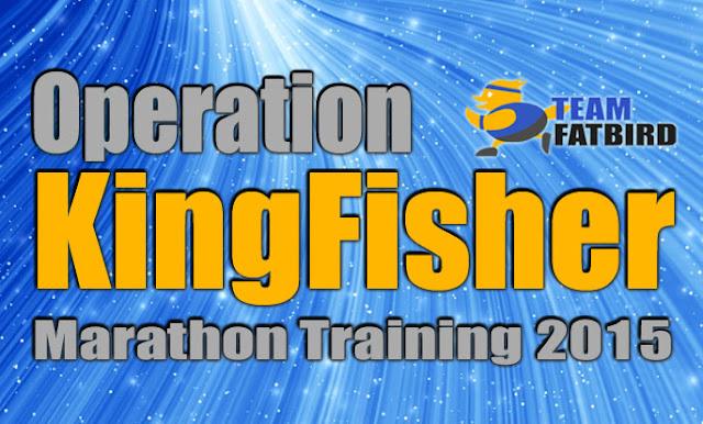 Operation Kingfisher 2015: Q3 Marathon Training For ST Run, Sydney, OSAKA Marathons