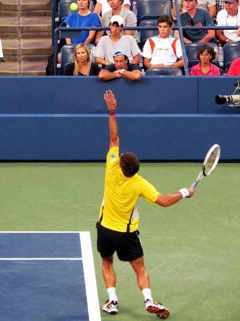 Tommy Robredo 2013 US Open