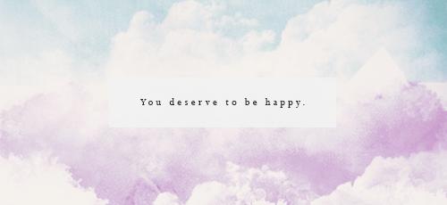 bonheur - amour propre