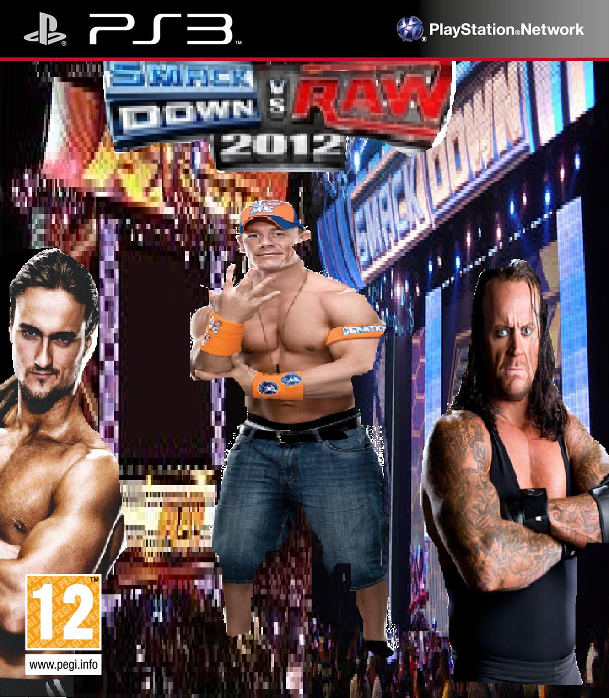 smackdown vs raw | smackdown vs raw wallpapers | smackdown vs raw ...