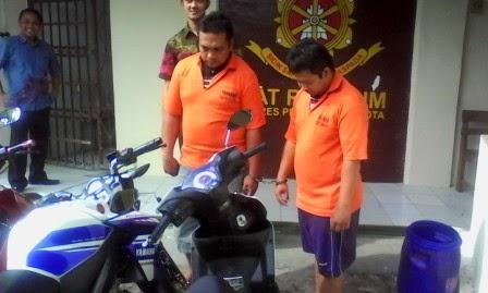 Palsukan KTP Untuk Kredit Motor, Oknum Perangkat Desa Ditangkap Polisi