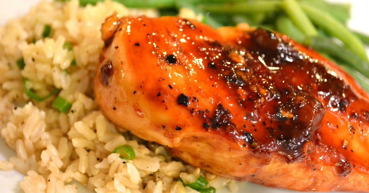 The No Pressure Cooker: Ginger Soy Chicken Breasts with ...