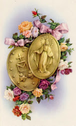 """O Mary conceived without sin, pray for us who have recourse to Thee."""