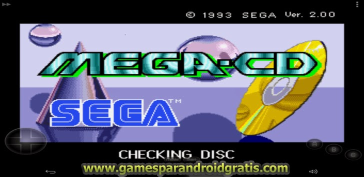 Download Emulador de Mega Drive, Sega CD, e Master System