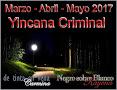 YINCANA CRIMINAL 2017-