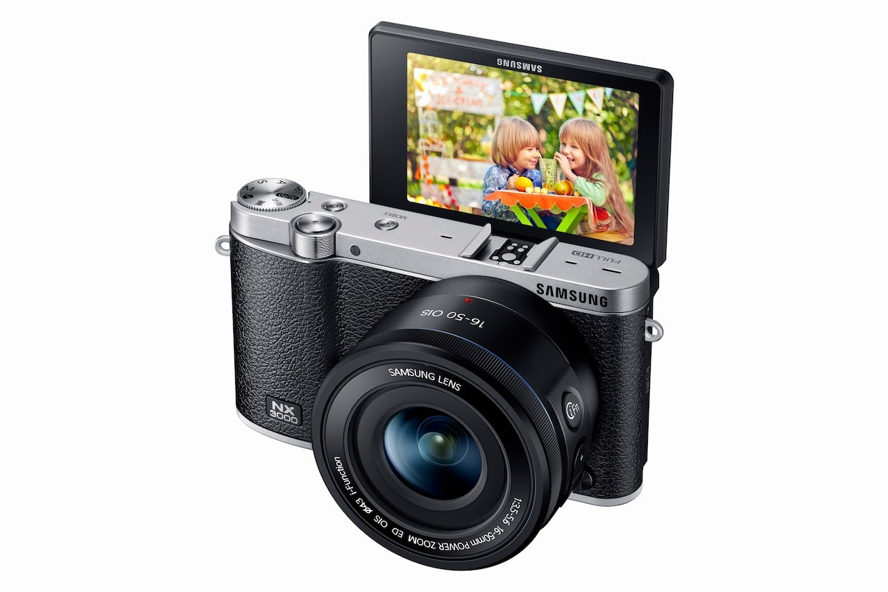 Samsung NX3000 Smart Camera