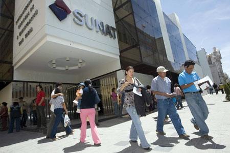 declaración de más de dos predios 2015 en Perú - SUNAT, pasos para el trámite