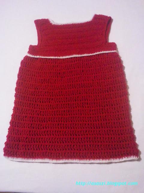 Sukienka Czerwonego Kapturka