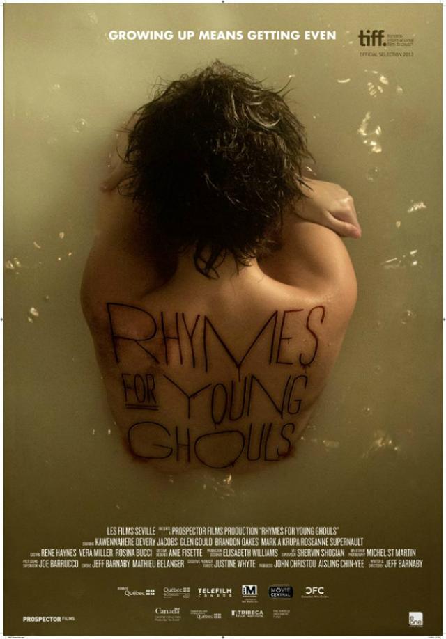 Imágenes de la película Rhymes For Young Ghouls
