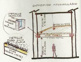 Remodelarmegusta cual es la mejor opci n para un entrepiso - Cual es el mejor techo para una casa ...