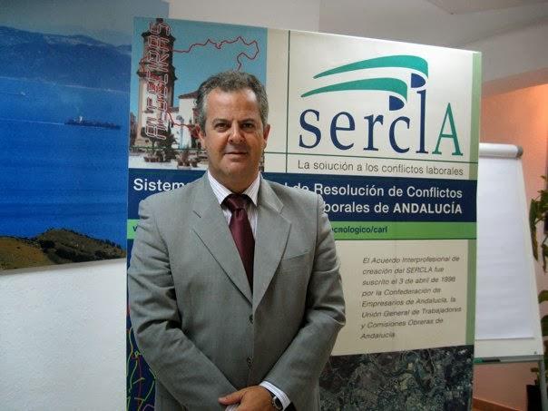 Coordinador Servicio de Prevención y Resolución de Conflictos Laborales, (FECG)