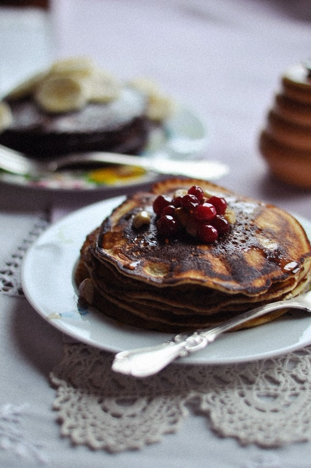 Pankūku Sestdiena // It's Pancake Saturday