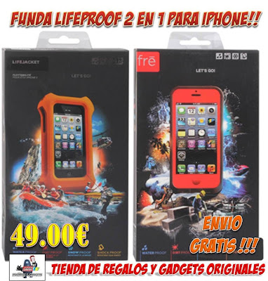 funda acuatica iphone 5