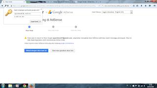 account gmail tida bisa daftar google adsense