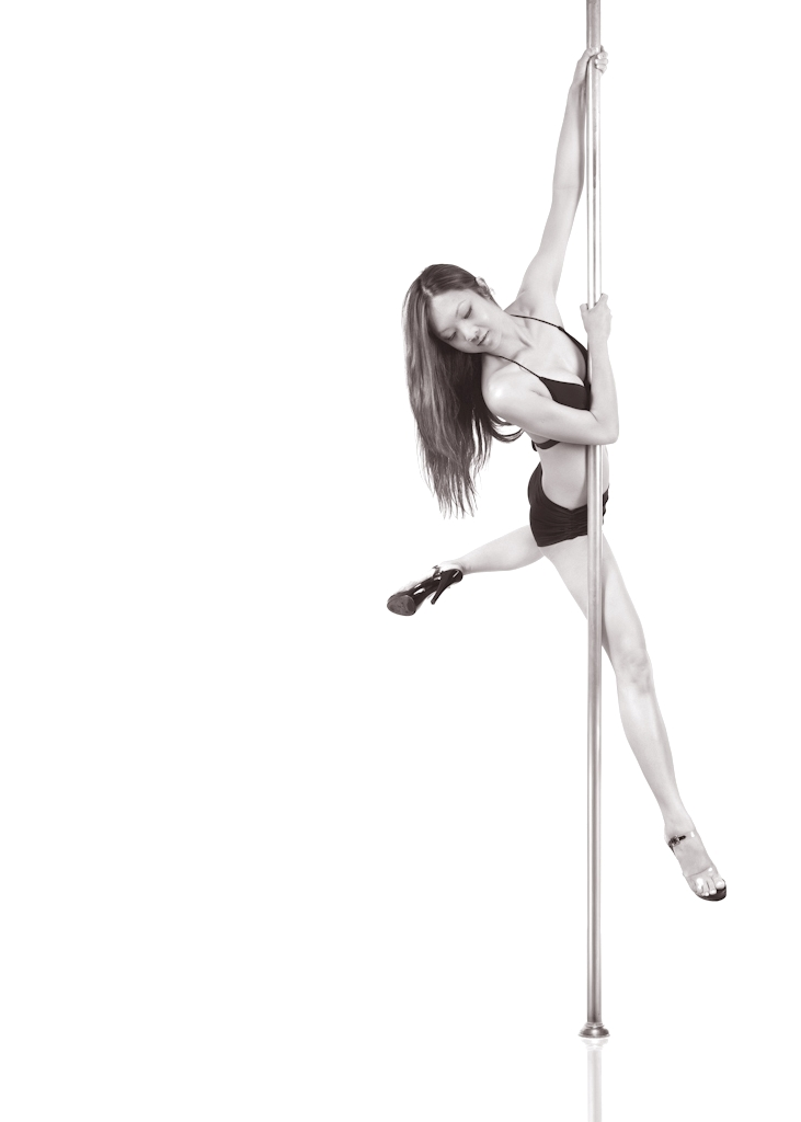 Chanelling my inner ballerina - modern-day pole dancing has evolved into an exercise form practised by performers, gym-goers and recognised pole athletes.