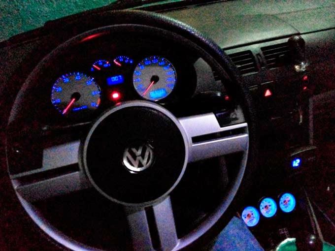 Saveiro G3 1.9 Turbo Forjada