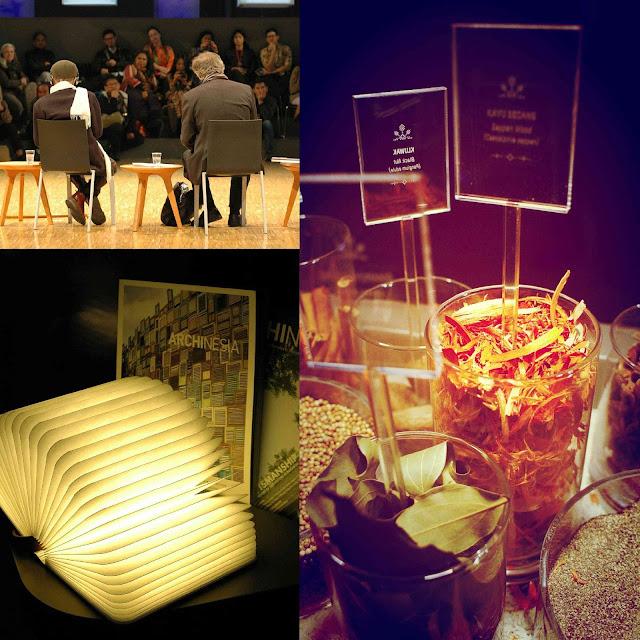 Frankfurter Buchmesse 2015 mit dem Gastland Indonesien.