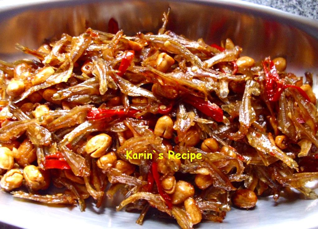 resep teri kacang sambal