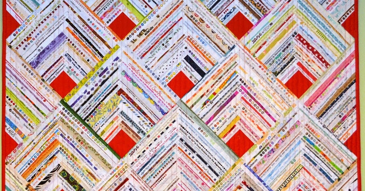 New Quilt Patterns For 2015 : Selvage Blog: Tina s New Selvage Quilt