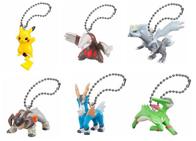 Pokemon BW Swing Bandai