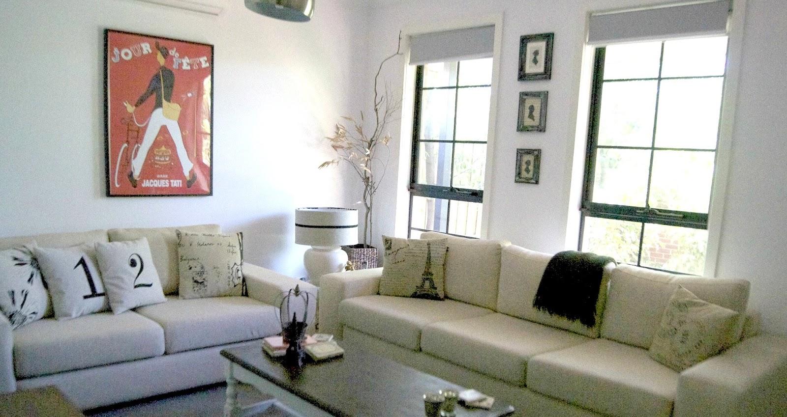 La Maison Jolie Living Room Redo