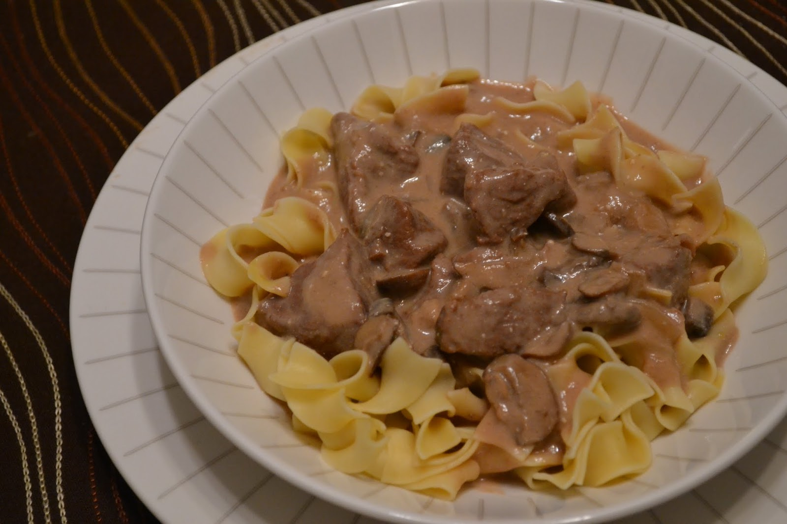 Beef Stroganoff Soup Recipe — Dishmaps