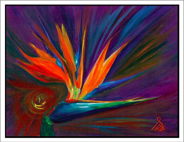 American Artist Known For Large Flower Paintings
