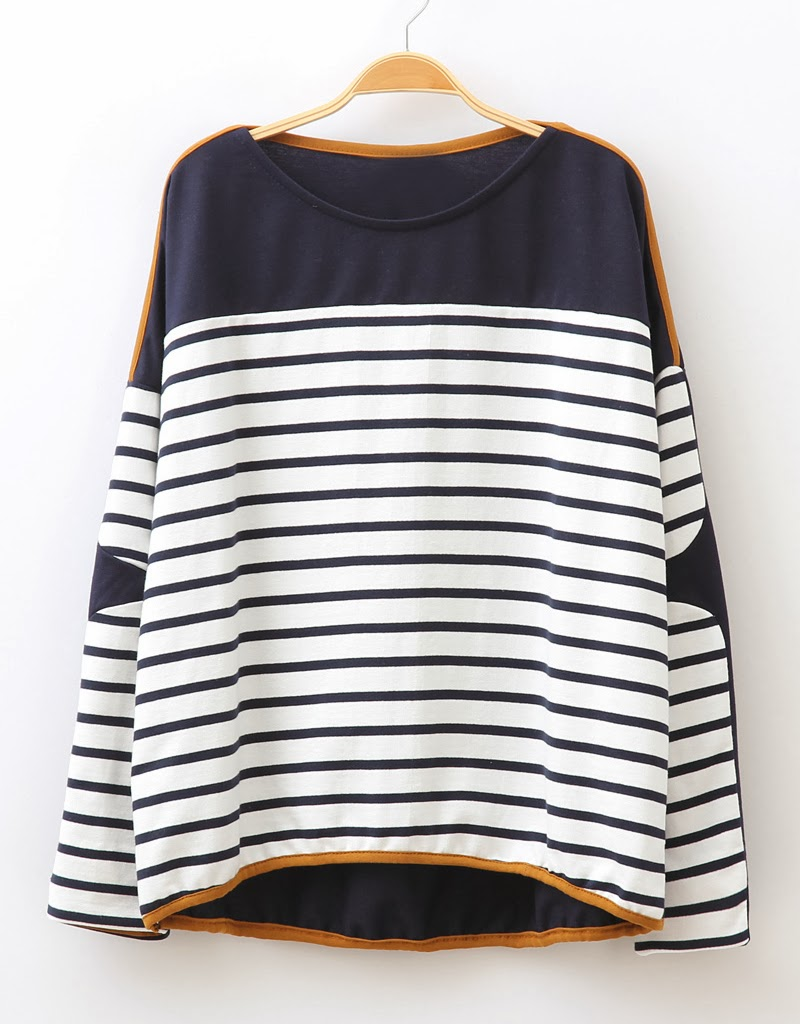 http://www.sheinside.com/Navy-Batwing-Sleeve-Striped-Asymmetric-Loose-T-shirt-p-159886-cat-1738.html