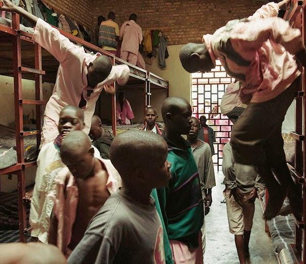 Worst Prison In World Gitarama Central Prison