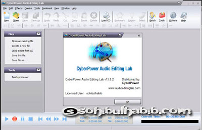 CyberPower Audio Editing Lab v15 8 2 Full Serial