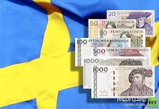 السويد في طريقها للتخلي عن الأوراق النقدية