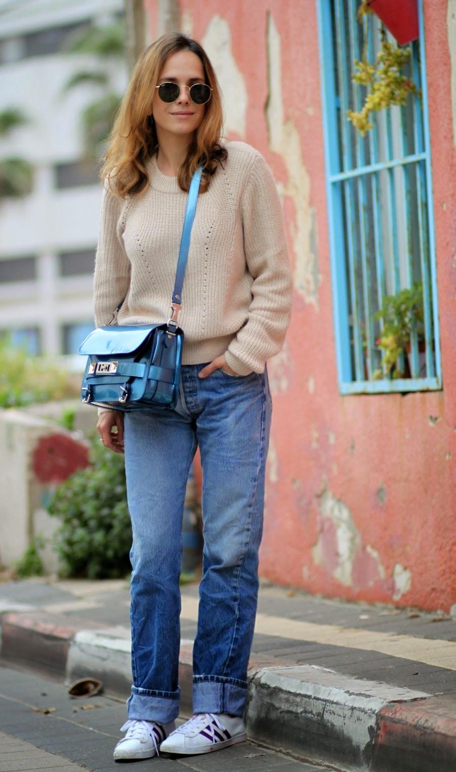 vintage, levi's501, lookoftheday, ootd, streetstyle, fashiontelaviv, fashionblog, אופנה, בלוגאופנה, סטייל
