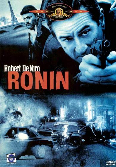 Filme Ronin Dublado AVI DVDRip