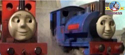 Thomas and friends Thomas engines and escapades DVD Sodor trains narrow gauge railway Sir Handel