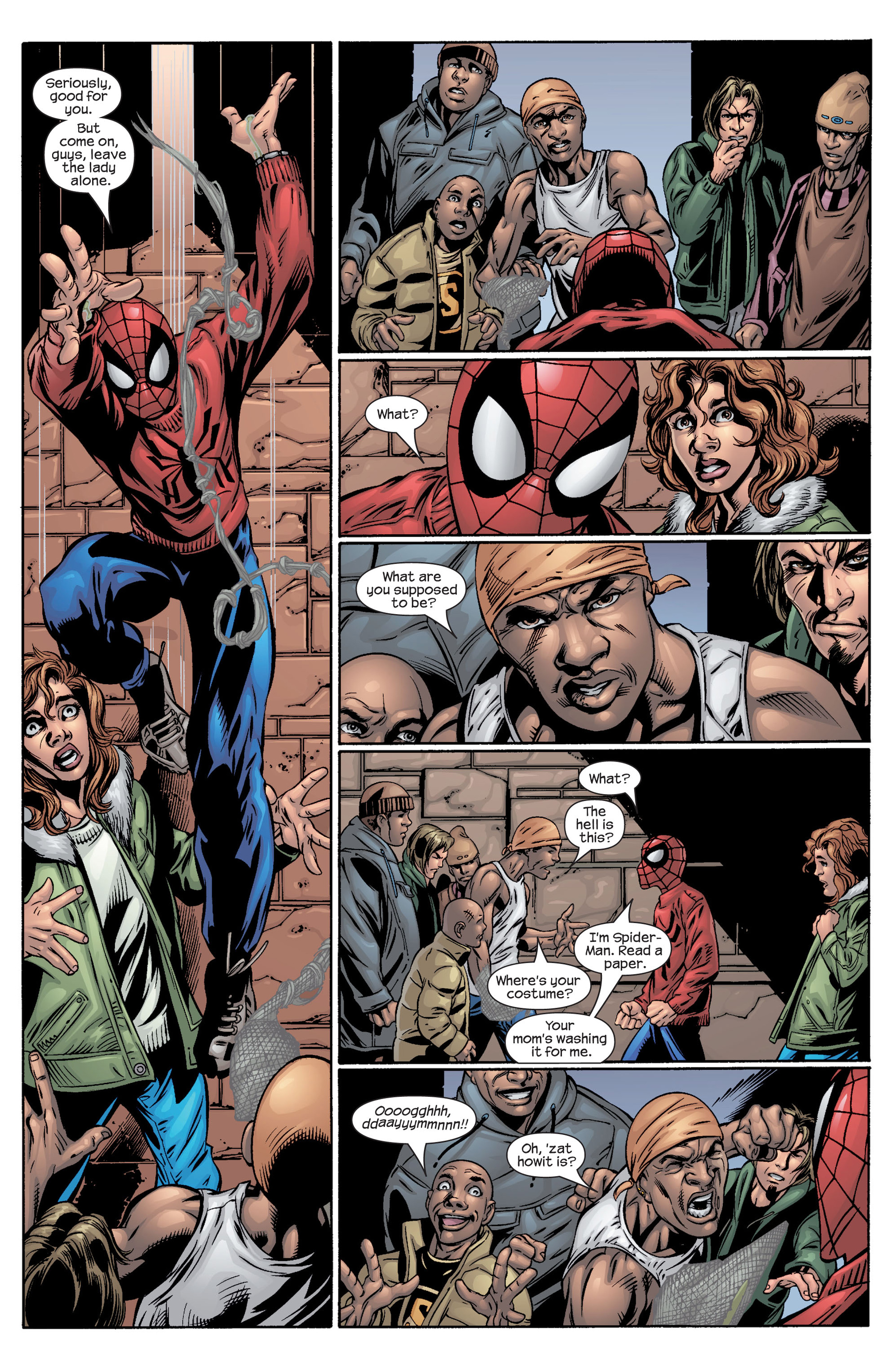 Ultimate Spider-Man (2000) Issue #40 #44 - English 14