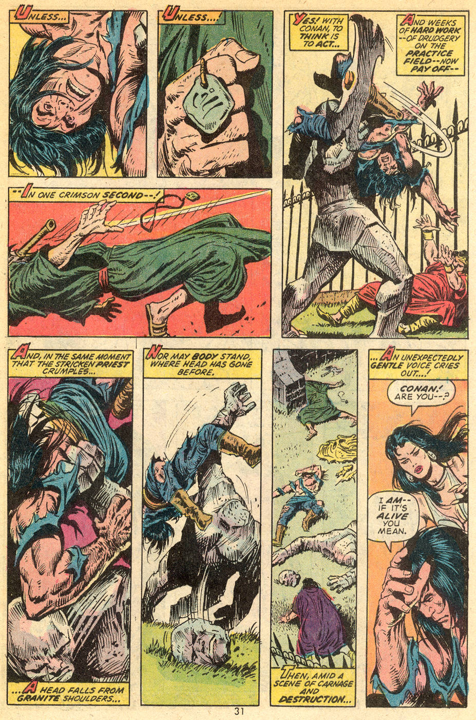 Conan the Barbarian (1970) Issue #36 #48 - English 18