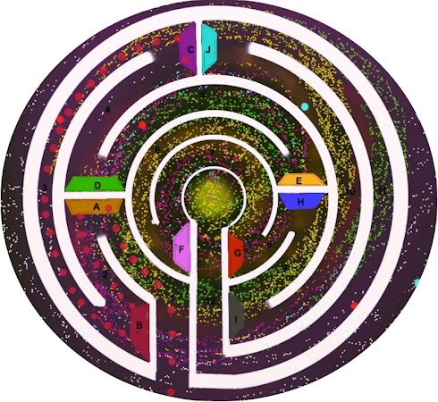 Cosmic Labyrinth Icon