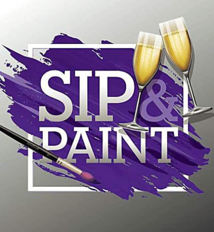 Sip & Paint-tapahtuma 5.2.2020 Bar NoName