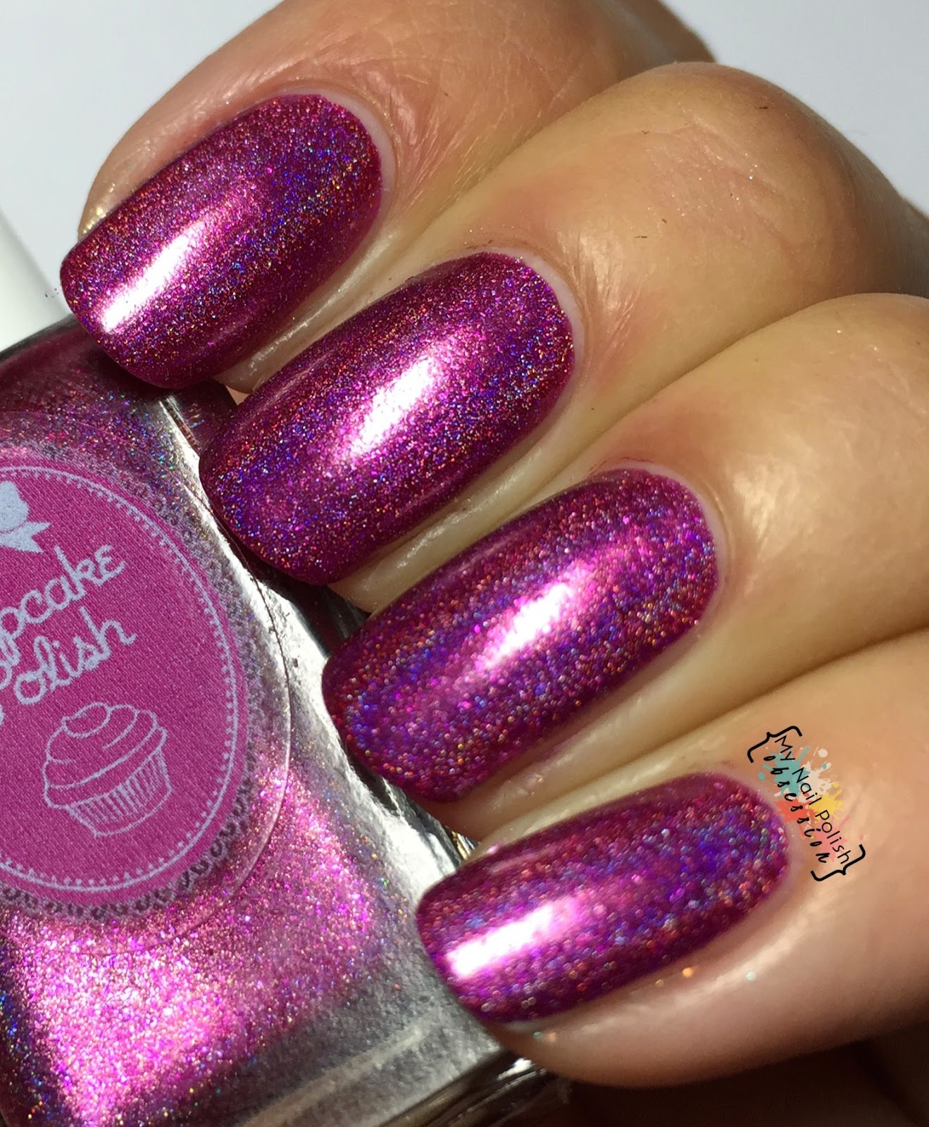 Cupcake Polish Catherine
