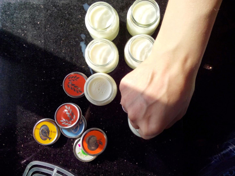 şisede yoğurt hazırlamak