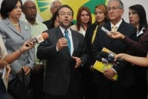 Moreno dice cumbre debe ser para anunciar acuerdos de fuerzas alternativas