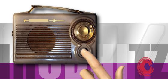 Fonoteca de radio. Canción de la campaña chupa chups