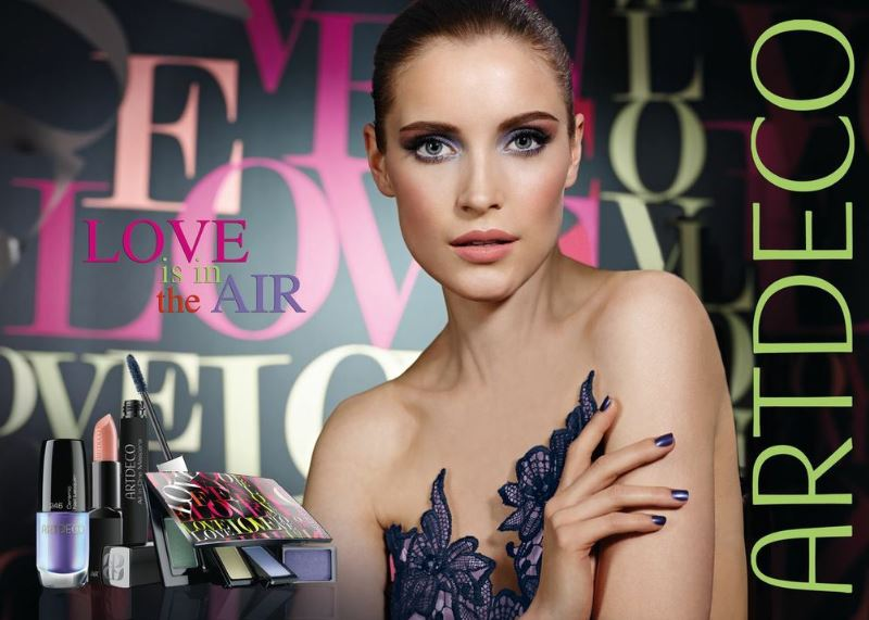 artdeco love is in the air spring summer 2014 makeup. Black Bedroom Furniture Sets. Home Design Ideas