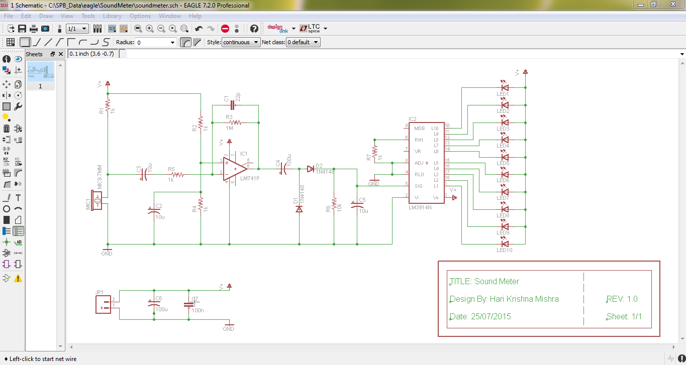 Welcome To RosBotics!: PCB DESIGN USING EAGLE