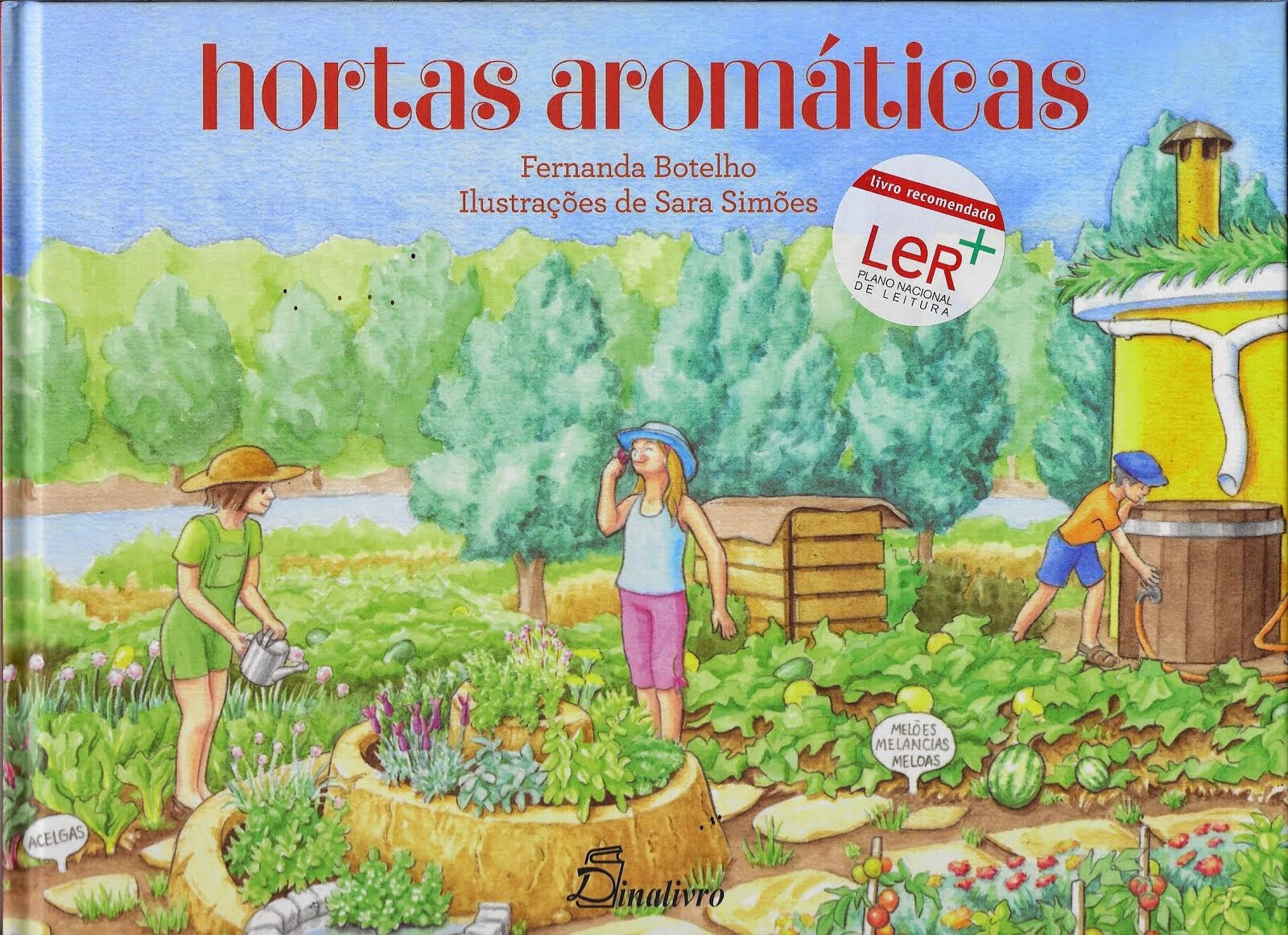 Hortas Aromáticas